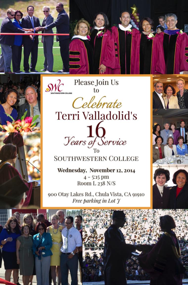 Southwestern College : 2014 Updates