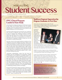 Student Success Newsletter