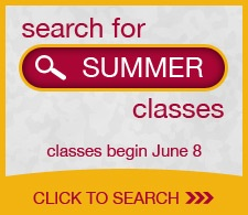 Search for Summer 2015 classes