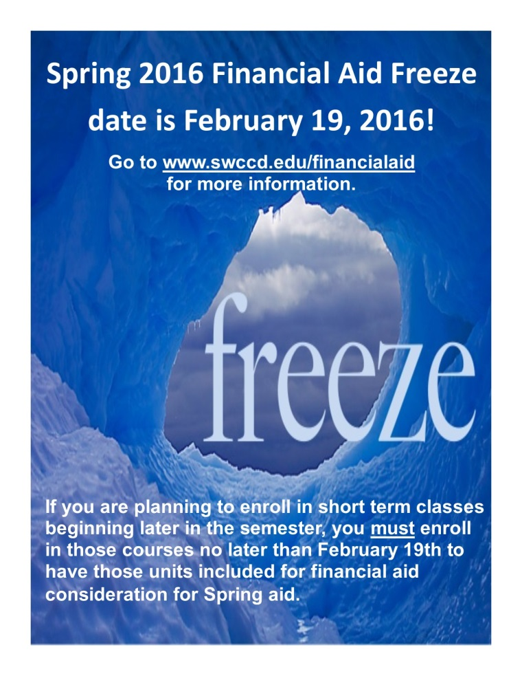 Spring Freeze Date