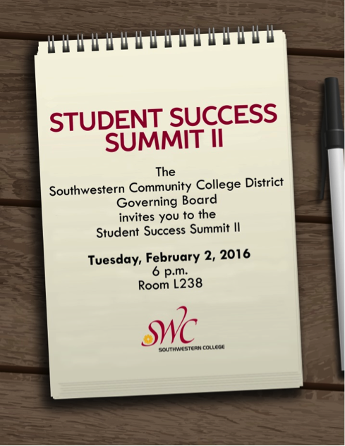 Student Success Summit-Part Two