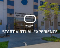 Virtual Tour button HEC Otay Mesa