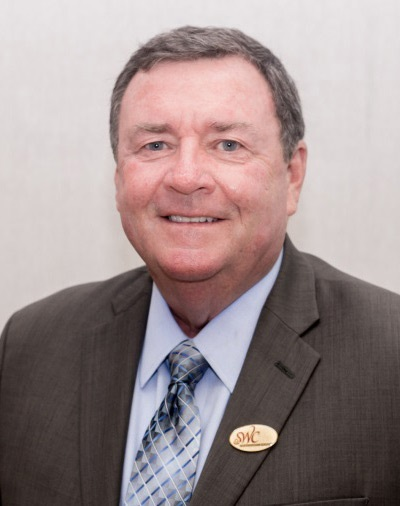 Interim Superintendent/President Robert Deegan