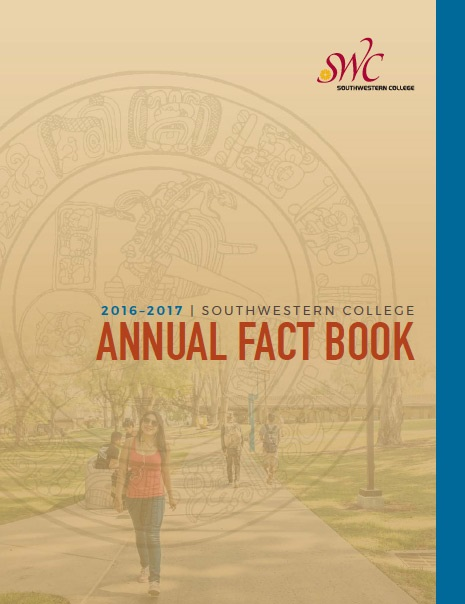 2016-2017 Southwestern College Annual Fact Book