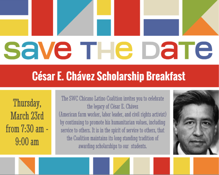 Chavez Breakfast invitation with link
