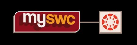 MySWC via Canvas