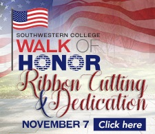 Walk of Honor ceremony information
