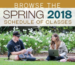 link to spring 2018 schedule