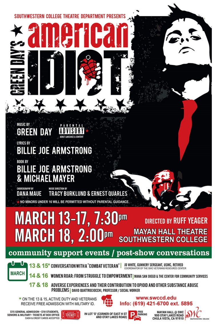 American Idiot Poster