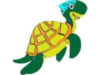 turtle aquatic logo