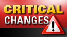 link to Critical Changes info on Admissions page