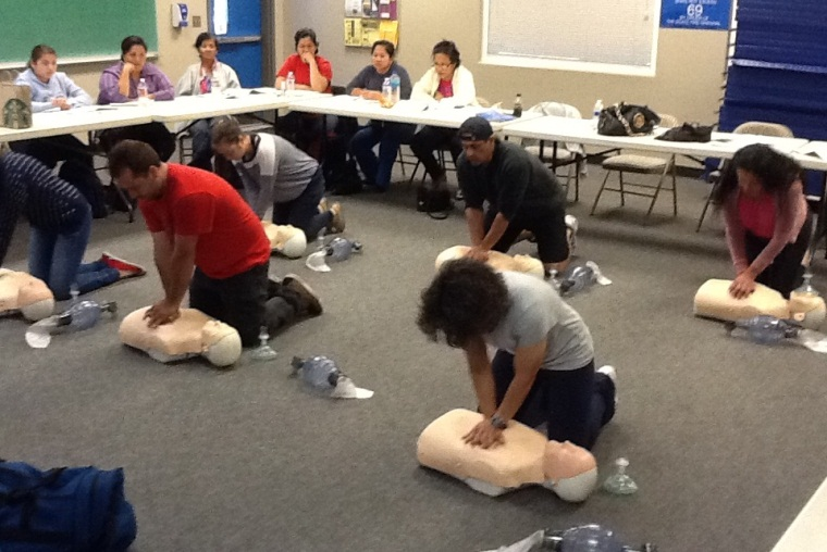 1st Aid and CPR Class