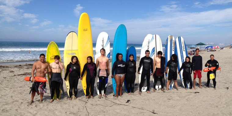 CCAC Surfers