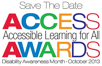 Nominate Students, Staff or Community Organizations for ACCESS Awards