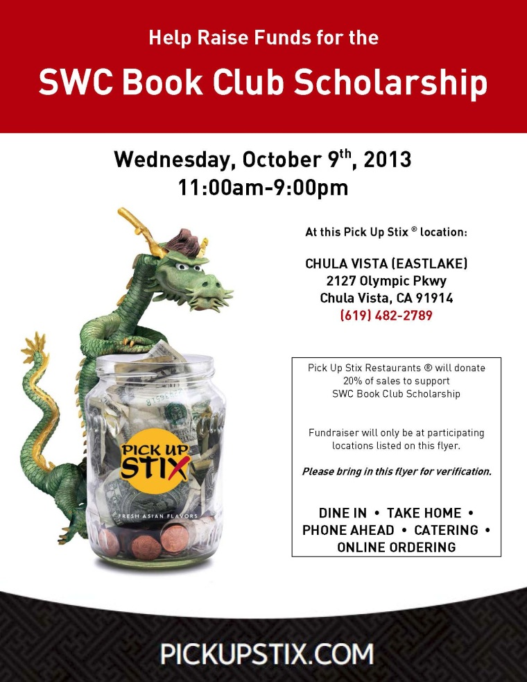 Book Club Fundraiser