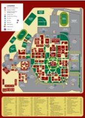 Campus Map,  Cashiers Location  thumbnail