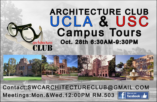 UCLA USC Campus Tour