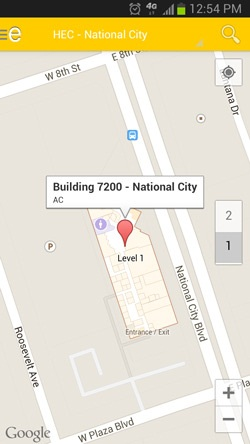 Ellucian Go National City Campus - Android