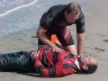 Lifeguard Rescue Practice