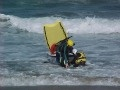 Water Rescue in Surf