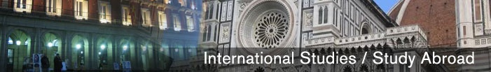 International Studies / Study Abroad