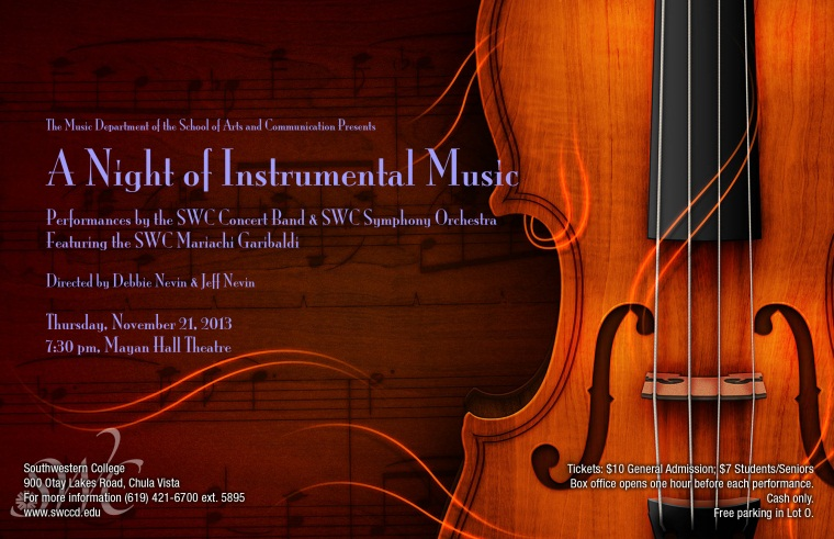 A NIGHT OF INSTRUMENTAL MUSIC