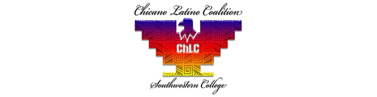 Chicano Latino Coalition Banner