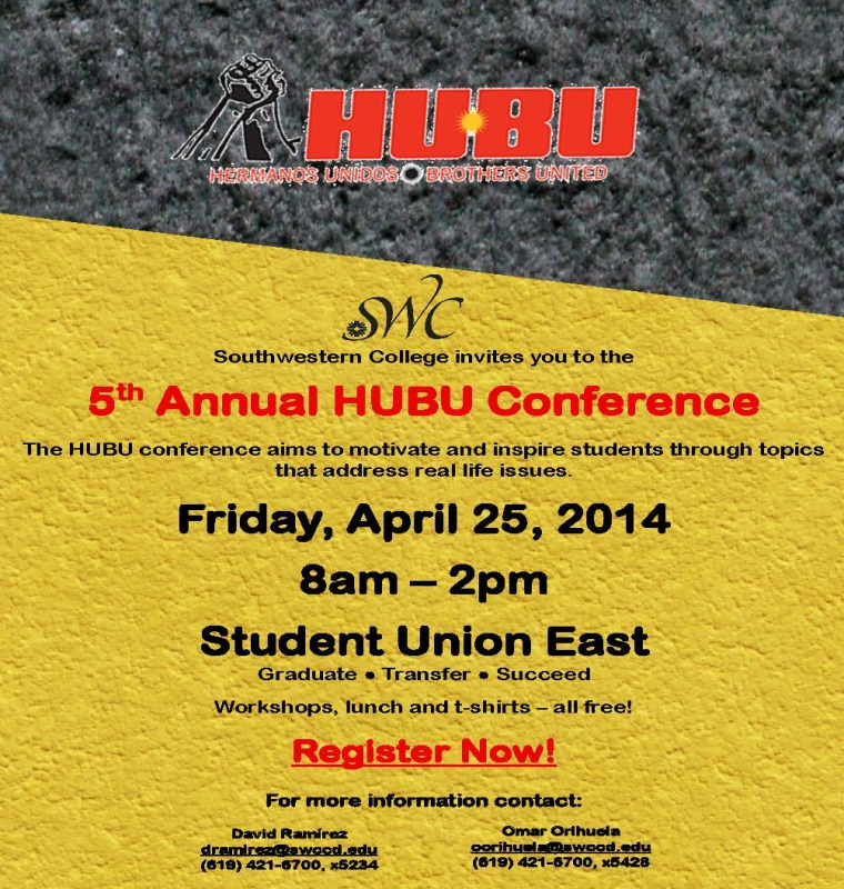 5th Annual HUBU Conference