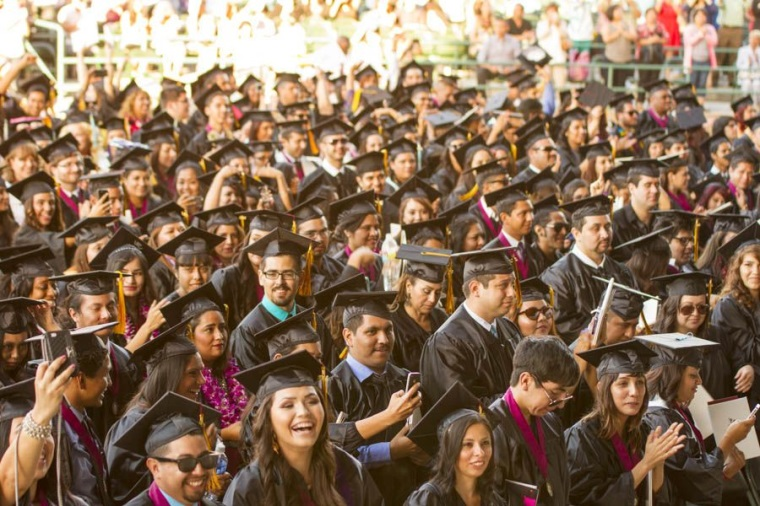 Southwestern College Students Honored at Commencement