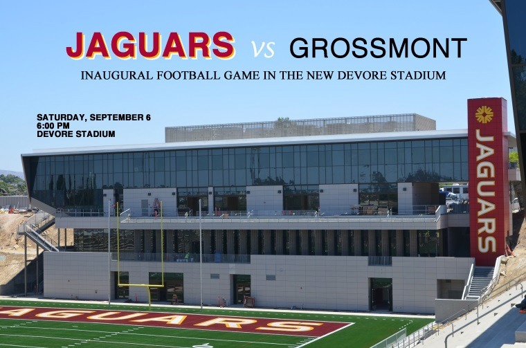 Football vs Grossmont
