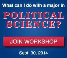 What Can I do with a Major in Political Science?