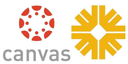Canvas Logo with SWC Sun Icon