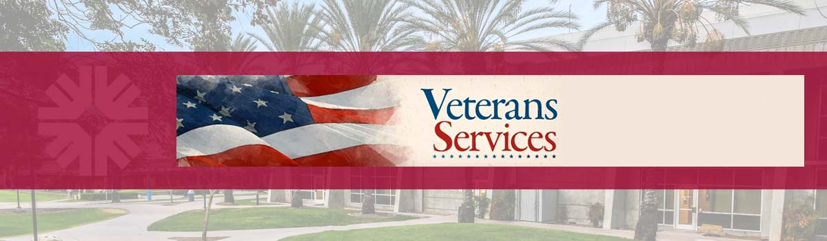 Banner Photo of Veterans' Services